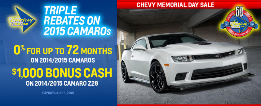 Chevy Camaro Sale