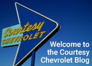Welcome to Courtesy Chev Blog